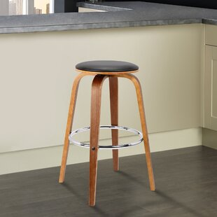 Nataly 30.7 Swivel Bar Stool by Corrigan Studio