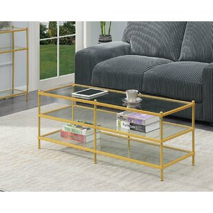 Royal Crest Coffee Table by Convenience Concepts