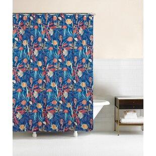 Pike Single Shower Curtain