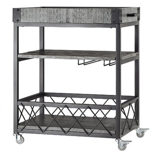 Mercury Row Zona Bar Cart