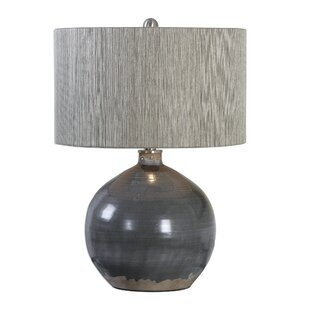 Searching for Roy Ceramic 24 Table Lamp By World Menagerie