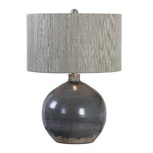 Roy Ceramic 24 Table Lamp