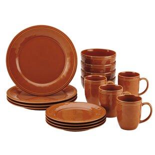 Save  sc 1 st  Wayfair & Orange Turquoise Dinnerware | Wayfair