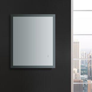 Bathroom Mirror With Led Light   Wayfair
