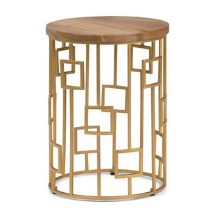 Clegg End Table by Mercer41 Top Reviews