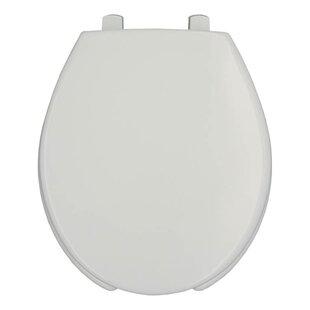 Bemis Medical Assistance Plastic Round Toilet Seat