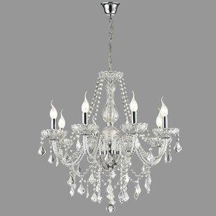 Willa Arlo Interiors Daly 8-Light Candle ..