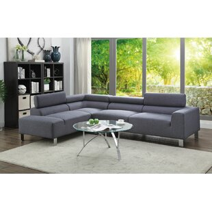 Wigley Sectional by Orren Ellis