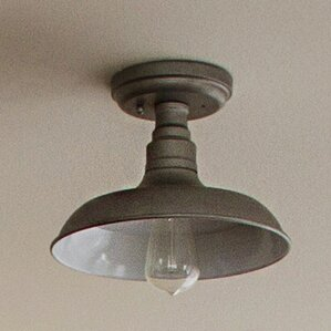 Stephine 1 Light Semi Flush Mount