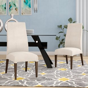 Koffler Upholstered Dining Chair (Set of 2) Ivy Bronx