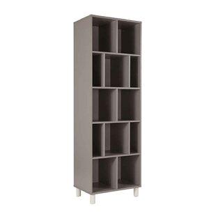 Blocton Geometric Bookcase
