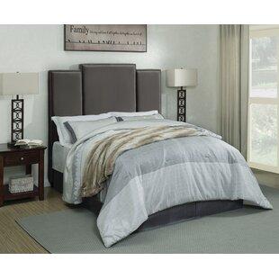 Belair Modern Upholstered Panel Bed by Brayden Studio