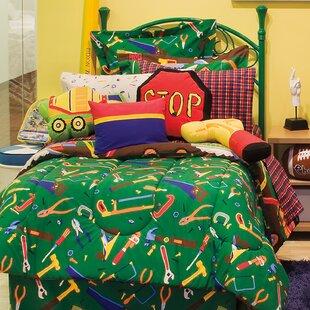 Tyler's Toy Comforter Set