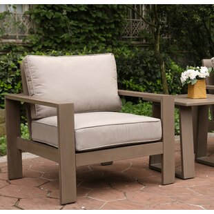 Otega Patio Chair with Cushion