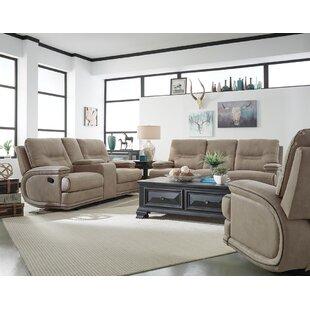 Camron Reclining Configurable Living Room Set by Latitude Run