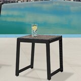 Calvin Glass Side Table (Set of 2)