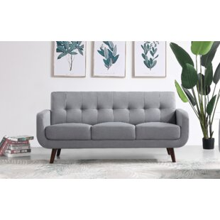 Where buy  Hepburn Sofa by George Oliver Reviews (2019) & Buyer's Guide