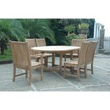 Bahama 5 Piece Teak Dining Set