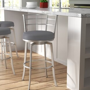 Find a Morris 30 Swivel Bar Stool by Latitude Run Reviews (2019) & Buyer's Guide