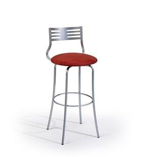 Affordable Sam 30 Swivel Bar Stool by Createch