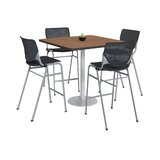 Commercial Use Modern Contemporary Bar Counter Height Dining Sets You Ll Love In 2020 Wayfair