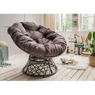 Vasilia Garden Chair With Cushion By Bay Isle Home