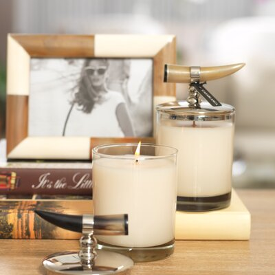 Bloomsbury Market Horn Scented Jar Candle Set