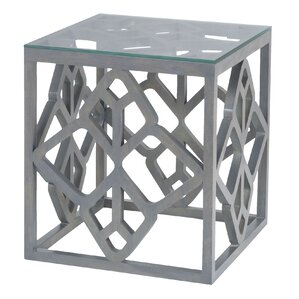 Bartouille End Table by One Allium Way