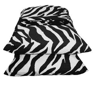 Karin Maki Zebra Sheet Set