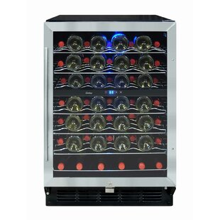 58 Bottle Single Zone Convertible Wine Cooler