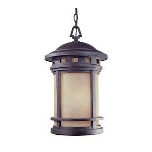 Designers Fountain Sedona 3-Light Outdoor Hanging Lantern