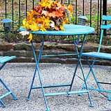 Donaway Folding Bistro Table