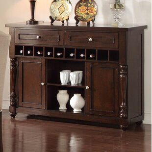 Gabilan Wooden Buffet Table by Darby Home Co