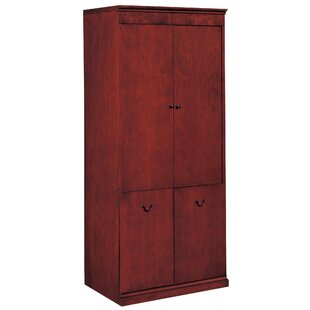 Del Mar 2 Door Storage Cabinet by Flexsteel Contract