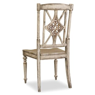 Hooker Furniture Chatelet Solid Wood Dining Chair (Set of 2)