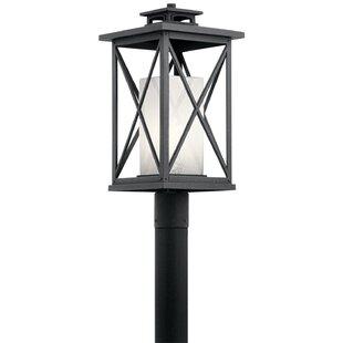 Gracie Oaks Uriel Outdoor 1-Light Lantern Head