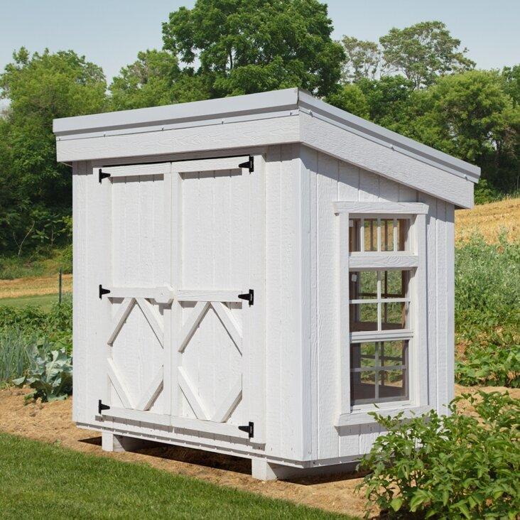 Petite 5 ft. W x 2.5 Ft. D Greenhouse