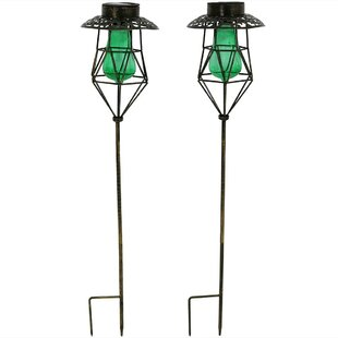 Check Prices Jost 2 Peice LED Landscape Lighting Set (Set of 2) By Red Barrel Studio