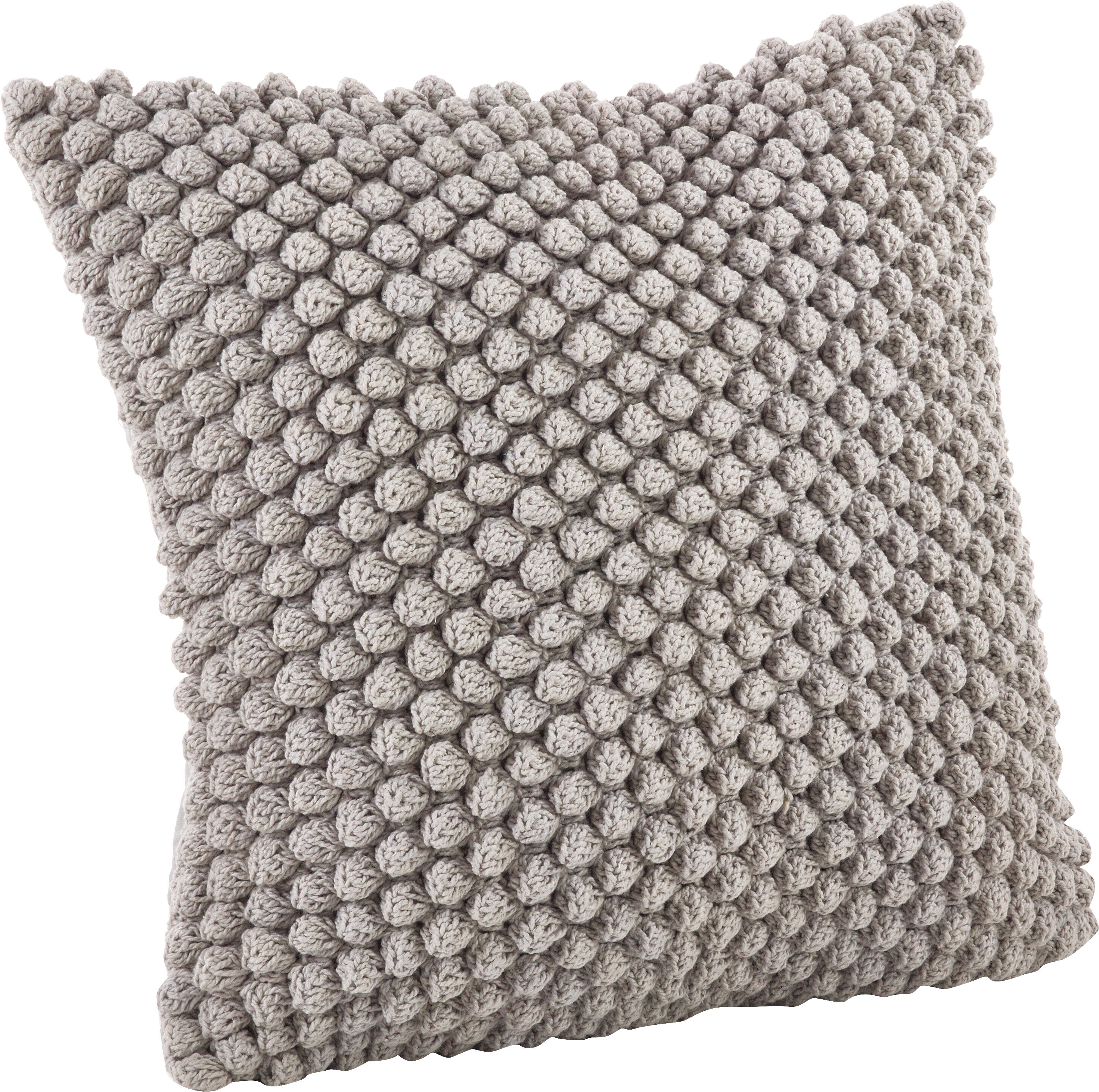 Askerby Cotton Feather Throw Pillow