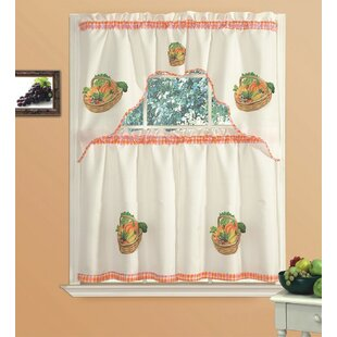 Search Results For Kitchen Curtains With Fruit