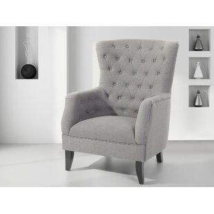 Pursell Armchair by DarHome Co Great Reviews