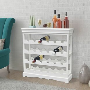 Sanda 24 Wine Bottle Rack by Rebrilliant