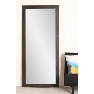 Read Reviews Scratched Tall Accent Mirror By Brandt Works LLC