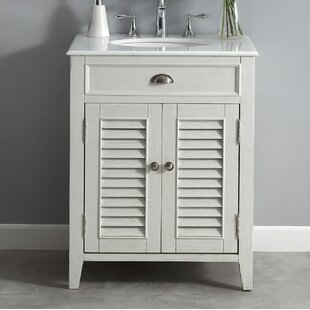 Manon 26 Single Bathroom Vanity Set by Lark Manor