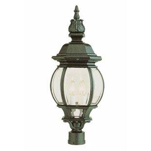 Astoria Grand Claypool 4-Light Lantern Head