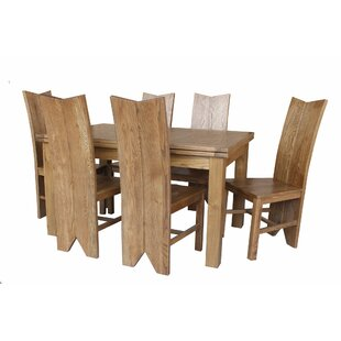 Baxley 7 Piece Dining Set Foundry Select