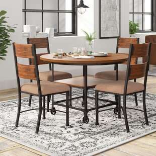Cayenne 5 Piece Dining Set by Trent Austin Design 2019 Coupon