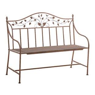 Iron Garden Bench Image