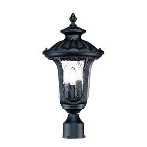 Augusta Outdoor 3-Light Lantern Head