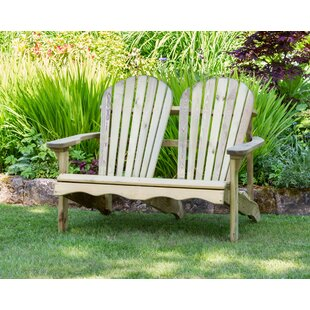 Marhill Wooden Love Seat By Sol 72 Outdoor